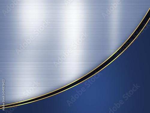 Photo 金属 アルミ メタリック メタルフレーム ヘアライン 光沢 条痕 切削痕