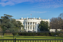 The White House In Washington ...