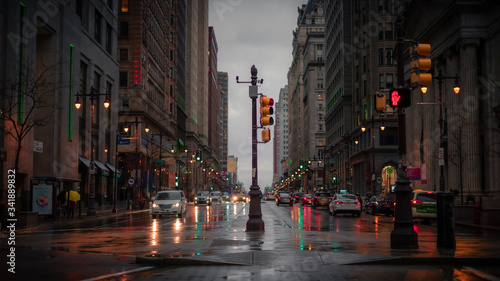Philadelphia City Streets