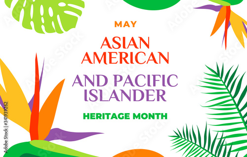 Photo Asian American and Pacific Islander Heritage Month