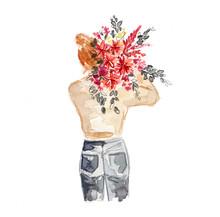 Flowergirl IV
