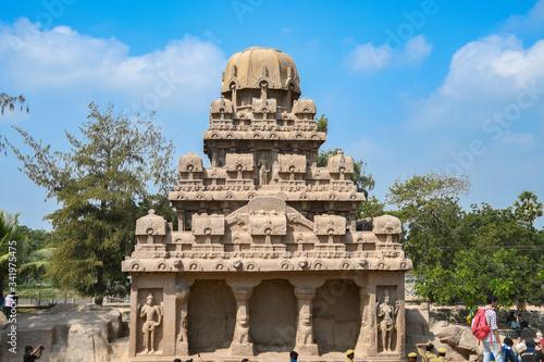 Fototapeta Mahabalipuram