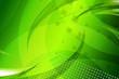 canvas print picture abstract, green, design, wallpaper, light, illustration, backgrounds, graphic, pattern, lines, texture, art, technology, digital, wave, blue, color, backdrop, web, line, shape, gradient, space