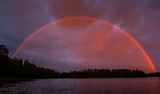 Fototapeta Tęcza - Rainbow