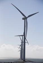 The Modern Danish Windmills