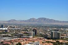 Las Vegas Cityscape Skyline Se...