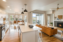 Beautiful Farm House Open Concept Layout