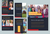 College Course Flyer Layouts - 342074219
