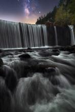 Beautiful Powerful Rocky Water...