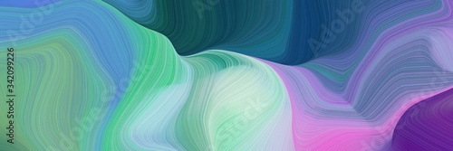 Fotografie, Obraz smooth dynamic elegant graphic
