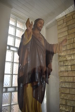Jesus Christ Catholic Church Statue