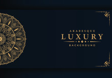 Luxury Mandala Background Wit...