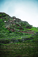 Terraces Of Pisac, Sacred Vall...