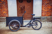Tricycle (bicycle) Bike With A...