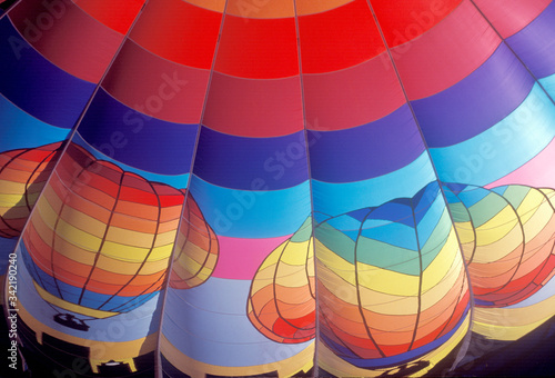 Photo The Albuquerque International Balloon Fiesta in New Mexico