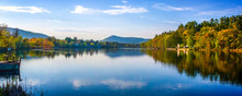 Curtis Park Hudson River Corinth Upstate New York Adirondacks