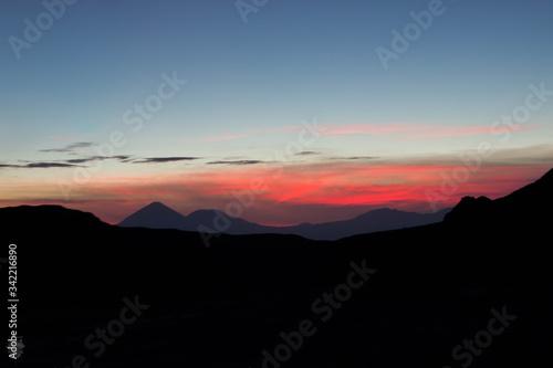 Deserto do Atacama Canvas Print