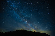 A Fabulous Starry Sky With The...