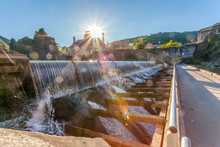 Barrage D'usine Hydroélectr...