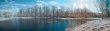 Riverside Forest Nearby Tha Da...