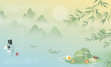 Happy Dragon Boat Festival Bac...