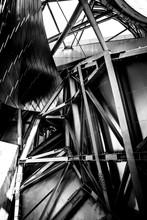 Steel Beams In Tower