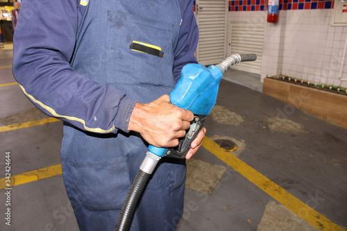 Photo fuel station