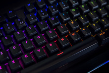 RGB Backlit Gaming Keyboard - ...