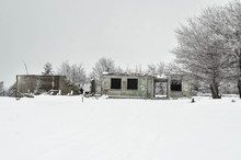 Photograph Military Base In Th...