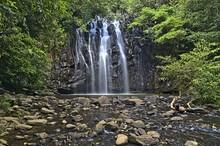 Elinjaa Falls Near Milla Milla...