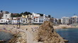 Blanes is a beautiful beach resort in Spain