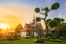 Buddhist Temple (Temple Of Daw...
