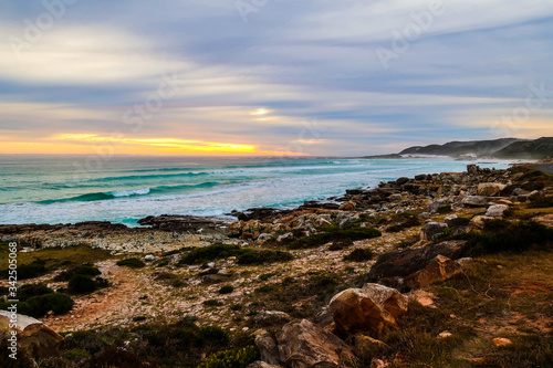 Cape of Good Hope sunset, Cape Town, South Africa Canvas-taulu