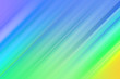 canvas print picture - An abstract multicolored motion blur background image.