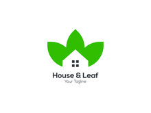 Abstract Real Estate Agent L...