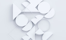 Abstract Geometric Background,...