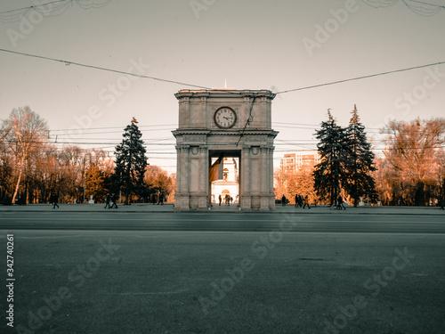 Obraz na plátně Chisinau