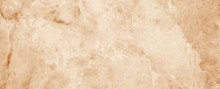 Beige Natural Cracked Marble Texture Background Vector
