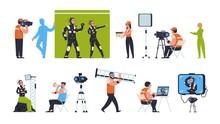 Movie Production. Film Making ...