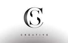 CS SC Letter Design Logo Logot...