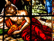 canvas print picture - church, glass, window, stained, stained glass, religion, christ, religious, catholic, art, faith, saint, bible, angel, colorful, architecture, cathedral, stained glass window, holy, old, easter, god,