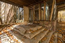 Abandoned Shop In Chernobyl