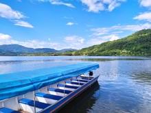 Laguna Azul - Tarapoto, Perú....