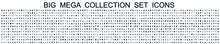 Big Mega Collection Set Icons:...