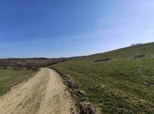 Country Road In Slatinita BISTRITA Romania,2020