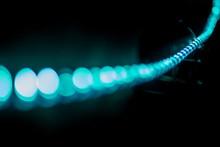 Close-up Of Illuminated Lights...
