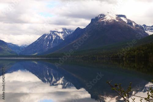 Lake McDonald, Glacier National Park Tapéta, Fotótapéta