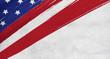 flag USA background design for independence, veterans, labor, memorial day background