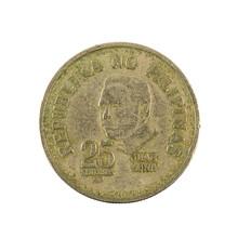 25 Philippine Sentimo Coin (19...
