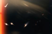 Background Of Retro Film Overl...